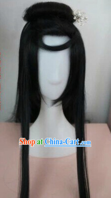 Ancient Female Geisha Wig
