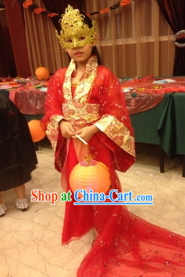 Ancient Chinese Princess Costumes for Children