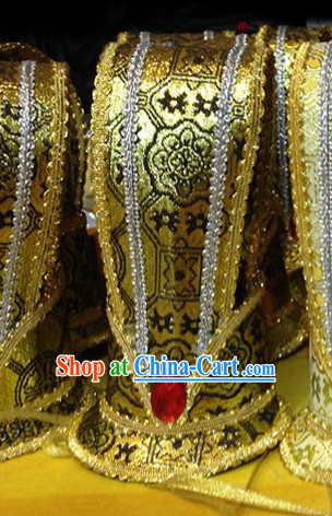 Ancient Chinese Prince Coronet