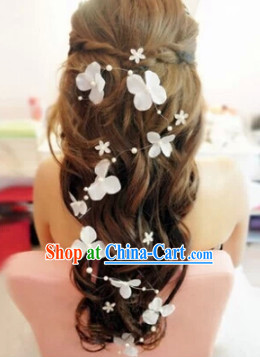 Romantic Chinese Traditional Hair Decorations