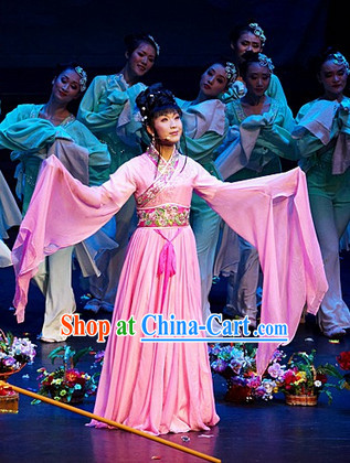 Traditional Chinese Lin Daiyu Costumes