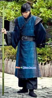 Traditional Korean Historical Costumes for Men