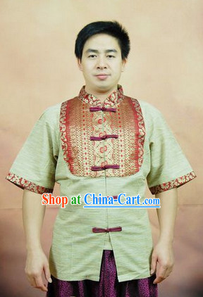 Made-to-measure Traditional Southeast Asia Clothes for Men