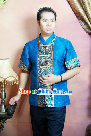 Southeast Asia Traditional Jacket for Men