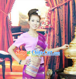 Cambodia Traditional Clothes for Women 1