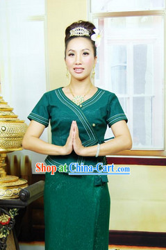 Cambodia Traditional Clothing for Women
