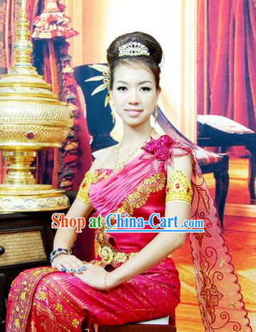 Cambodia Traditional Garment for Women