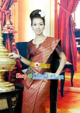 Burma Traditional Clothing for Women