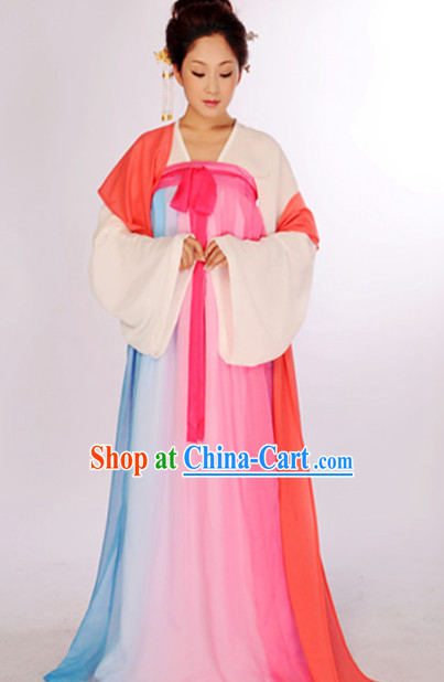 Top Costume Picks of 2015 Chinese Ancient Hanfu Outfit for Women