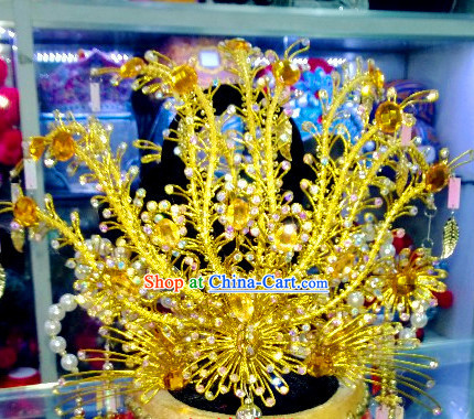 Professional Stage Performance Empress Headpieces