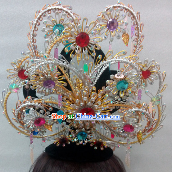 Professional Stage Performance Empress Headwear