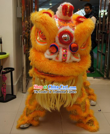 Friendly Big Events Lion Dance Costumes Complete Set