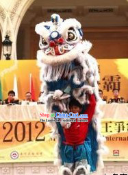 Traditional Handmade Manchu Lion Dance Costume Complete Set