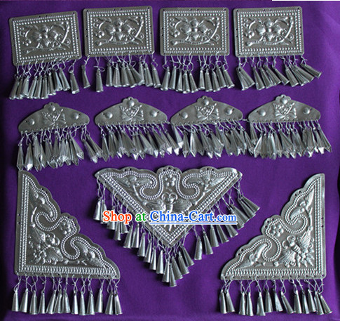 Traditional Miao Silver Accessories