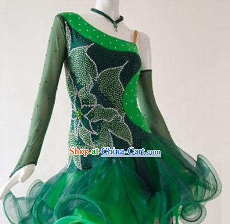 Top Custom Tailored Latin Dancing Costumes
