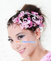 Traditional Chinese Dancing Hair Decoration