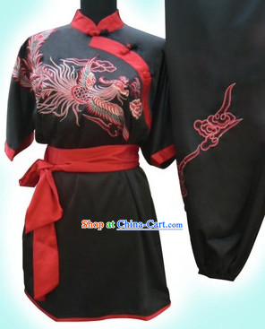Top Silk Kung Fu Competition Uniform