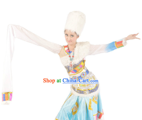 Tibetan Clothing & Shawls for Women