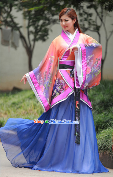 Chinese Princess Hanfu Dresses