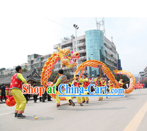 Best Handmade Dragon Dance Equipment Complete Set