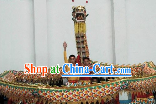 Top Competition and Parade Dragon Dance Costumes Complete Set