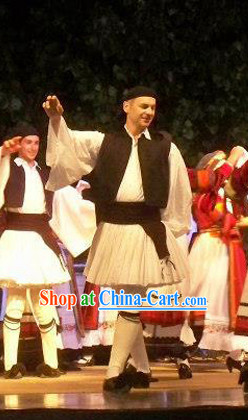 Traditional Greek Costume Ideas Male Complete Set