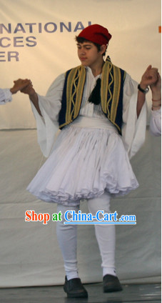 Boy Greek  Costumes Complete Set