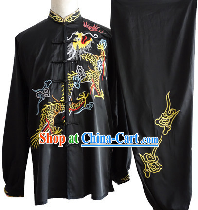 Top Embroidered Shaolin Kung Fu Clothing