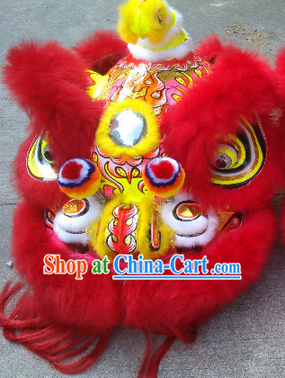 Lion Dance Head For Sale