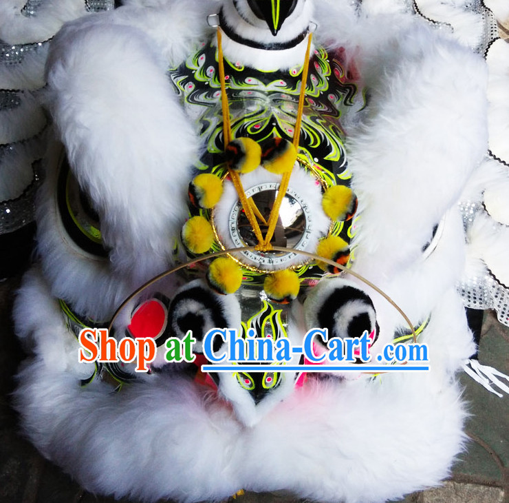 Top China Liondance Costume Complete Set