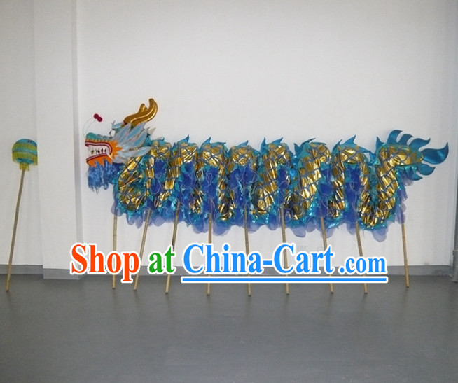 Chinese New Year Dragon Mascot Costume Complete Set