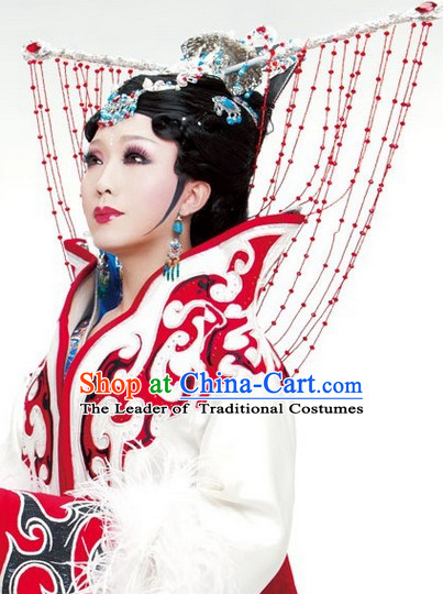 Ancient Chinese Han Dynasty Period Beauty Wang Zhaojun Hair Accessories for Women