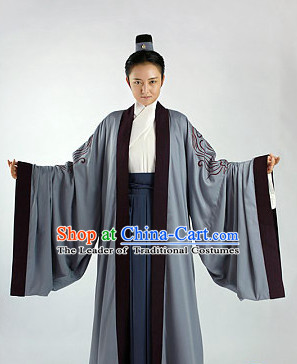 Period of the Northern and Southern Dynasties Chinese Costume Chinese Classic Costumes National Garment Outfit Clothing Clothes for Women