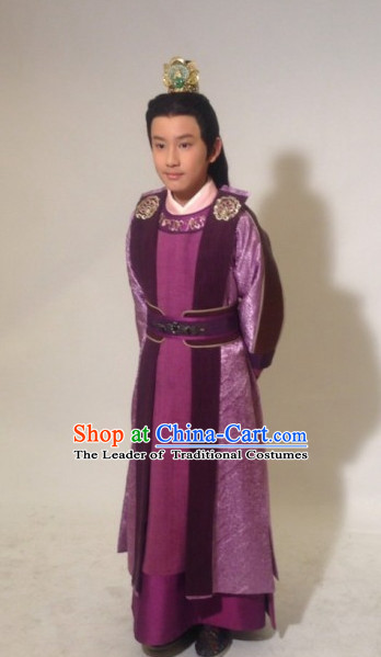 Tang Dynasty Chinese Prince Complete Set for Boys