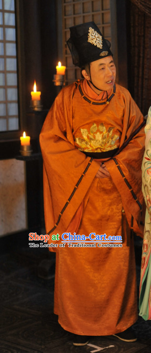 Tang Dynasty Chinese Eunuch Complete Set for Men
