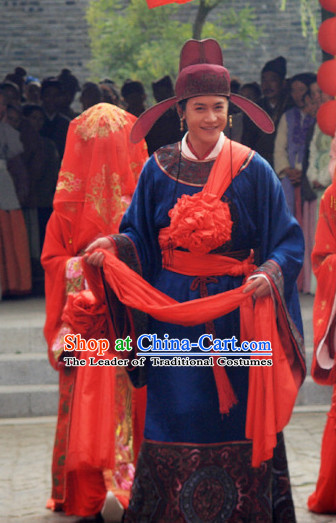 Song Dynasty Chinese Writer Painter Calligrapher Pharmacologist Gastronome Statesman Su Dongpo Costume Costumes Dresses Clothing Clothes Garment Outfits Suits Complete Set for Men