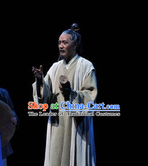 Song Dynasty Father of Chinese Historiography the Records of the Grand Historian Chinese Historian Sima Qian Costume Costumes Dresses Clothing Clothes Garment Outfits Suits Complete Set for Men