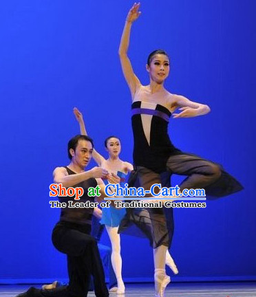 Modern Dancing Ballet Costume Dance Costumes Dancewear Dance Supply Free Custom Tailored for Women