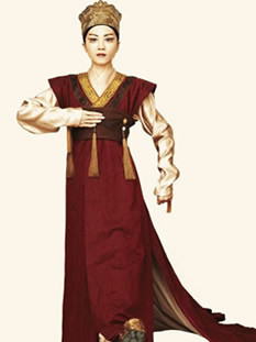 Shang Dynasty Costumes