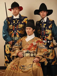 Ming Dynasty Costumes