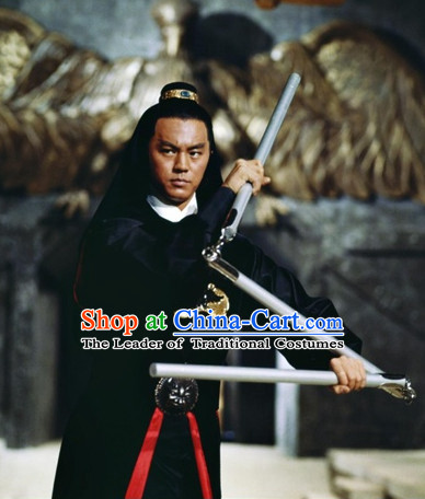 Chinese Shaw Brothers Movie Kung Fu Suits