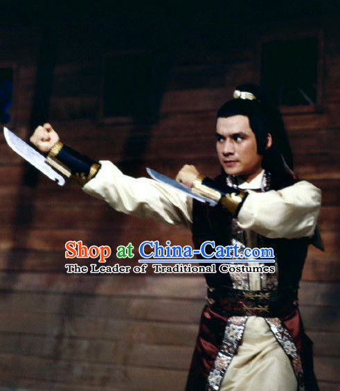 Chinese Shaw Brothers Movie Kung Fu Suits for Men