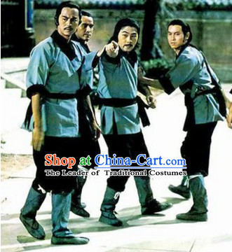 Chinese Shaw Brothers Kung Fu Suit for Men