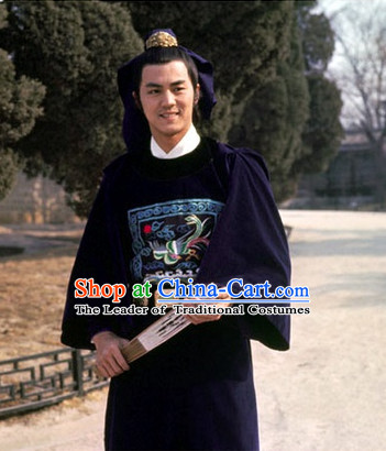 Chinese Shaw Brothers Kungfu Suit for Men
