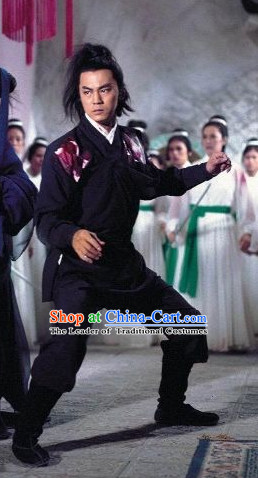 Chinese Shaw Brothers Gongfu Suit for Men