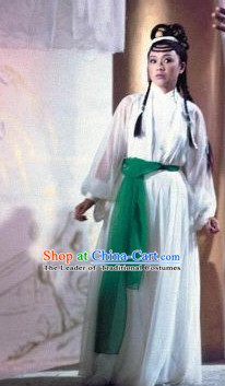 Chinese Shaw Brothers Gongfu Suit for Women