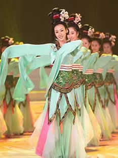 Chinese Dance Costumes