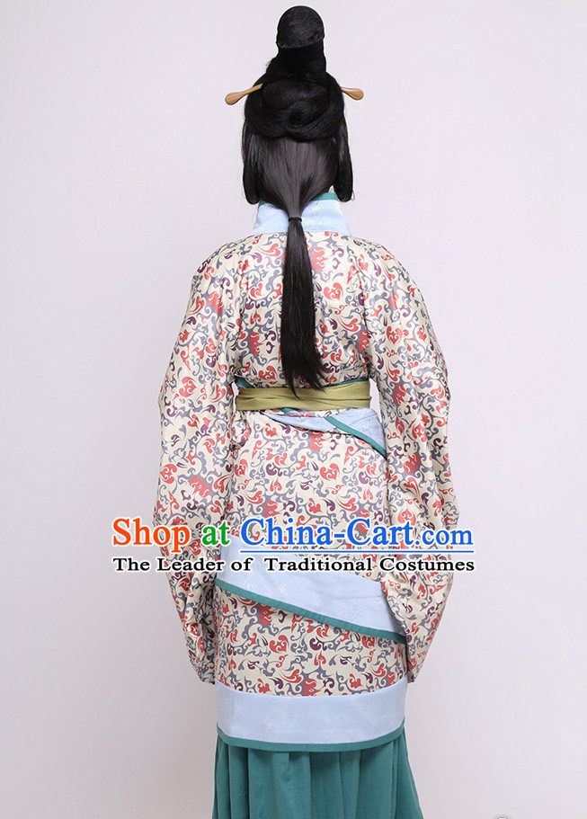 Chinese Costume Chinese Costumes Hanfu Han Fu Ancient China Clothing Dress Garment Sui