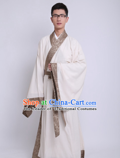 China Han Dynasty Clothing Ancient Chinese Costume Men Women Costumes Kids Garment Clothes for Men