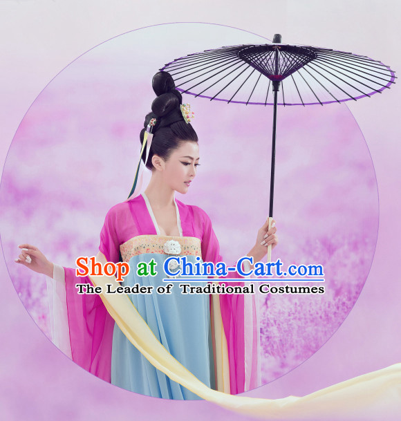 Ancient Tang Dynasty Women Hanfu Costumes Kimono Costumes Costume Wholesale Clothing Dance Costumes Cosplay